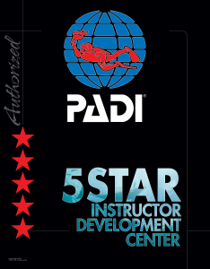 Maui Dreams Dive Co is PADI authorized 5 Star Instructor Development Center