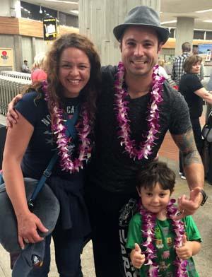 Maui at last