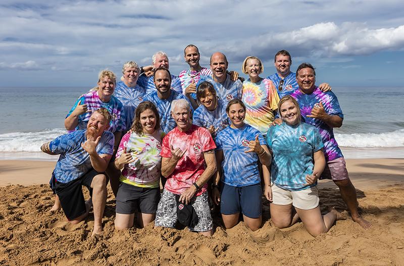 Maui Dreams Crew 2018