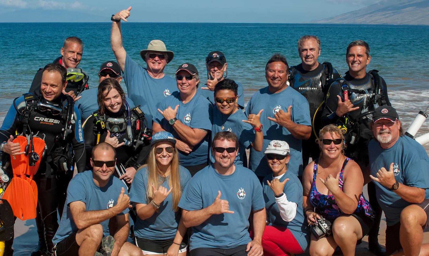 Maui Dreams Crew 2016