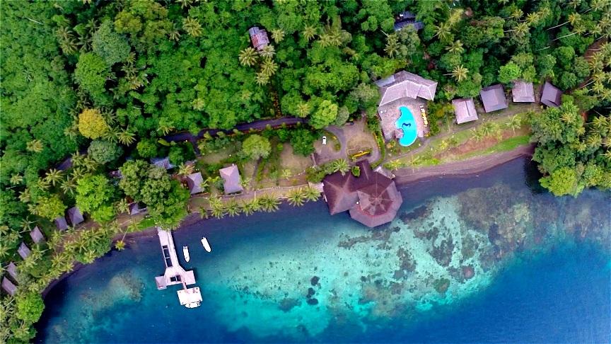 Kungkungan Bay Resort