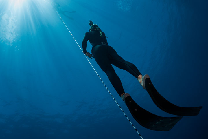 PADI Level 1 Freediver