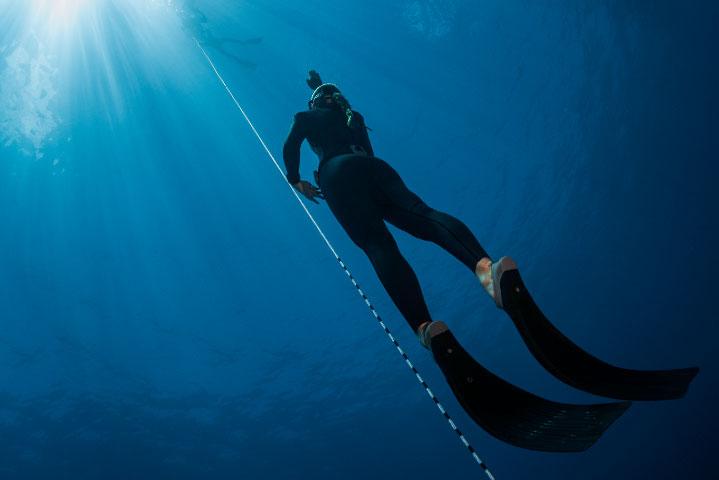 PADI Level 1 Freediver